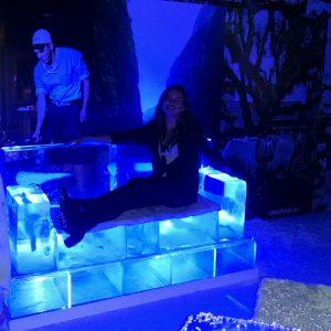 Evento de Gelo em Santa Catarina