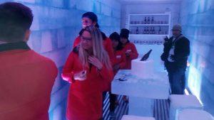 Bar de gelo em Belém, Pará