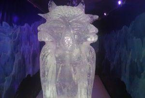 Esculturas de A Era do Gelo