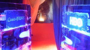 Esculturas de Gelo para Lançamentos