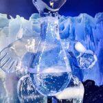 Esculturas Feitas de Gelo