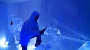 Exposição Bar de Gelo em Itaquera – SP