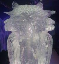 Exposição de Esculturas de Gelo