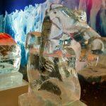 Exposição de Esculturas em Gelo